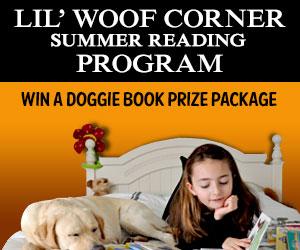 Lil' Woof Corner Summer Reading Program